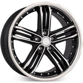 KESKIN Felge KT119519511230MBFS