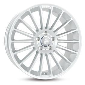 alloy wheel KESKIN KT15 SPEED hyper silber 20 inches 5x120 PCD ET35 KT159520512035LH