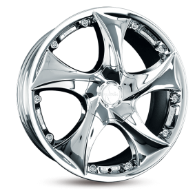 alloy wheel KESKIN KT9 Malik weiss Horn poliert 20 inches 5x130 PCD ET50 KT99020513050WLP