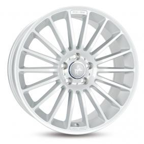 alloy wheel KESKIN KT15 Speed brilliant silver painted 17 inches 5x108 PCD ET48 KT157017510848SL