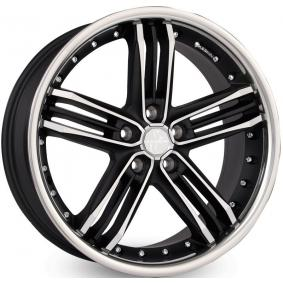 KESKIN Felge KT119520511230MBFS