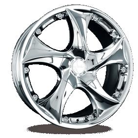 alloy wheel KESKIN KT9 Malik hyper silber schwarz Horn poliert 20 inches 5x120 PCD ET40 KT99020512040HBLP
