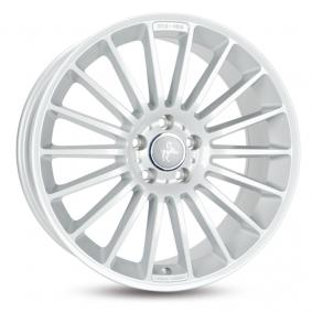 alloy wheel KESKIN KT15 SPEED brilliant silver painted 18 inches 5x112 PCD ET45 KT158018511245SL