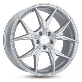 alloy wheel KESKIN KT19 Angel hyper silber schwarz Horn poliert 18 inches 5x112 PCD ET45 KT198018511245BP