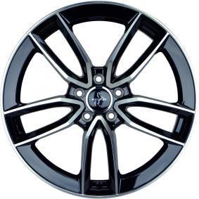 KESKIN Felge KT218519511245BFP