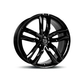 alloy wheel MAM RS3 schwarz glanz 20 inches 5x112 PCD ET45 MAMRS38520511245BP