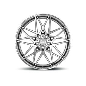 alloy wheel MAM B2 palladium Front poliert 19 inches 5x112 PCD ET30 MAMB28519511230PFP