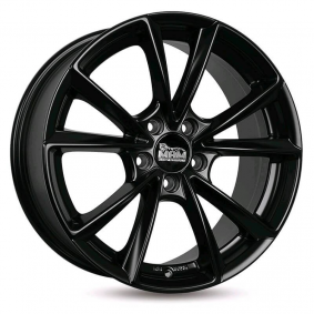 alloy wheel MAM A5 Matte black/polished 19 inches 5x112 PCD ET30 MAMA58019511230MBP