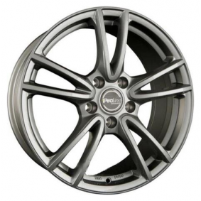 алуминиеви джант PROLINE CX300 Дайтона сиво боядисани 15 инча 5x100 PCD ET38 10001224