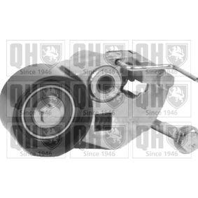 Tensioner Pulley, timing belt Ø: 58mm with OEM Number 24410 27000