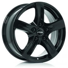 RIAL Felge ARK60538O82-6