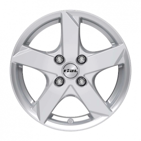 RIAL Felge KK60539O21-0