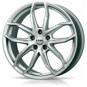 alloy wheel RIAL Lucca polar silver 17 inches 4x98 PCD ET38 LUC65738F41-0