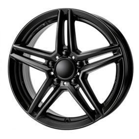 alloy wheel RIAL M10 hyper silber schwarz Horn poliert 16 inches 5x112 PCD ET48 M10-1-70648M84-5