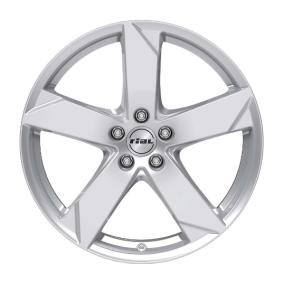 RIAL Kodiak полярно сребро алуминиеви джант 7xR17 PCD 5x114.3 ET51 d67.10