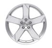 RIAL Kodiak, 17цол (инч), полярно сребро, 5-дупки, 114.3мм, алуминиеви джант KK70751L11-0
