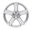 RIAL Kodiak, 17Inch, polar silver, 5-Hole, 114.3mm, alloy wheel KK70751L11-0