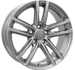 RIAL X10, 17tuumaa, gun-metal-grey, 5-aukko, 120mm, alumiinivanne X10-75732W37-9
