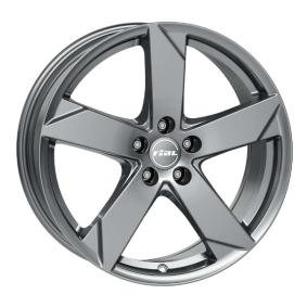 Alufelge RIAL Kodiak Graphit 14 Zoll 5x100 PCD ET38 KK50438V72-7