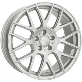 alloy wheel WHEELWORLD WH26 racing silber 20 inches 5x130 PCD ET50 13526