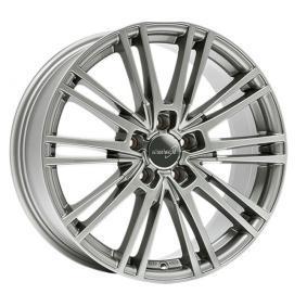 alloy wheel WHEELWORLD WH18 Daytona grey painted 20 inches 5x112 PCD ET37 17290