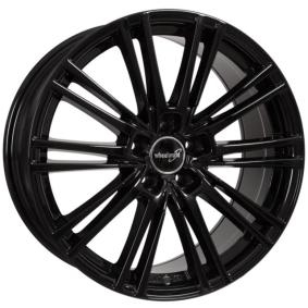 alloy wheel WHEELWORLD WH18 schwarz glanz 19 inches 5x112 PCD ET35 15287