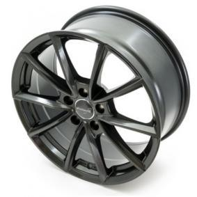 alloy wheel WHEELWORLD WH28 dark gun metal 20 inches 5x130 PCD ET50 14656