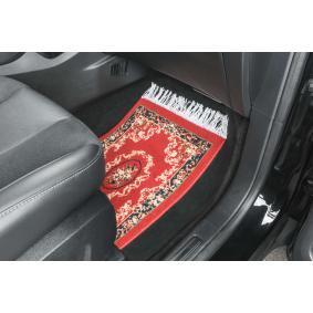 Floor mat set Size: 75 x 40 14812