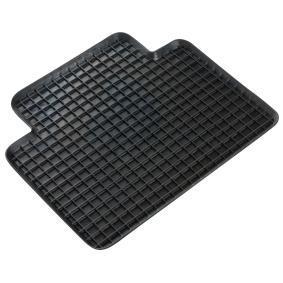 Conjunto de tapete de chão WALSER Honeycomb 14942