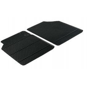 Floor mat set Size: 66 x 44 28019