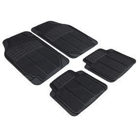 Floor mat set Size: 71.5 x 46, 43.5 x 46 28036