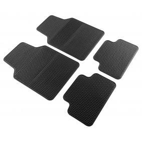 Floor mat set Size: 64 x 45, 45 x 33 28038