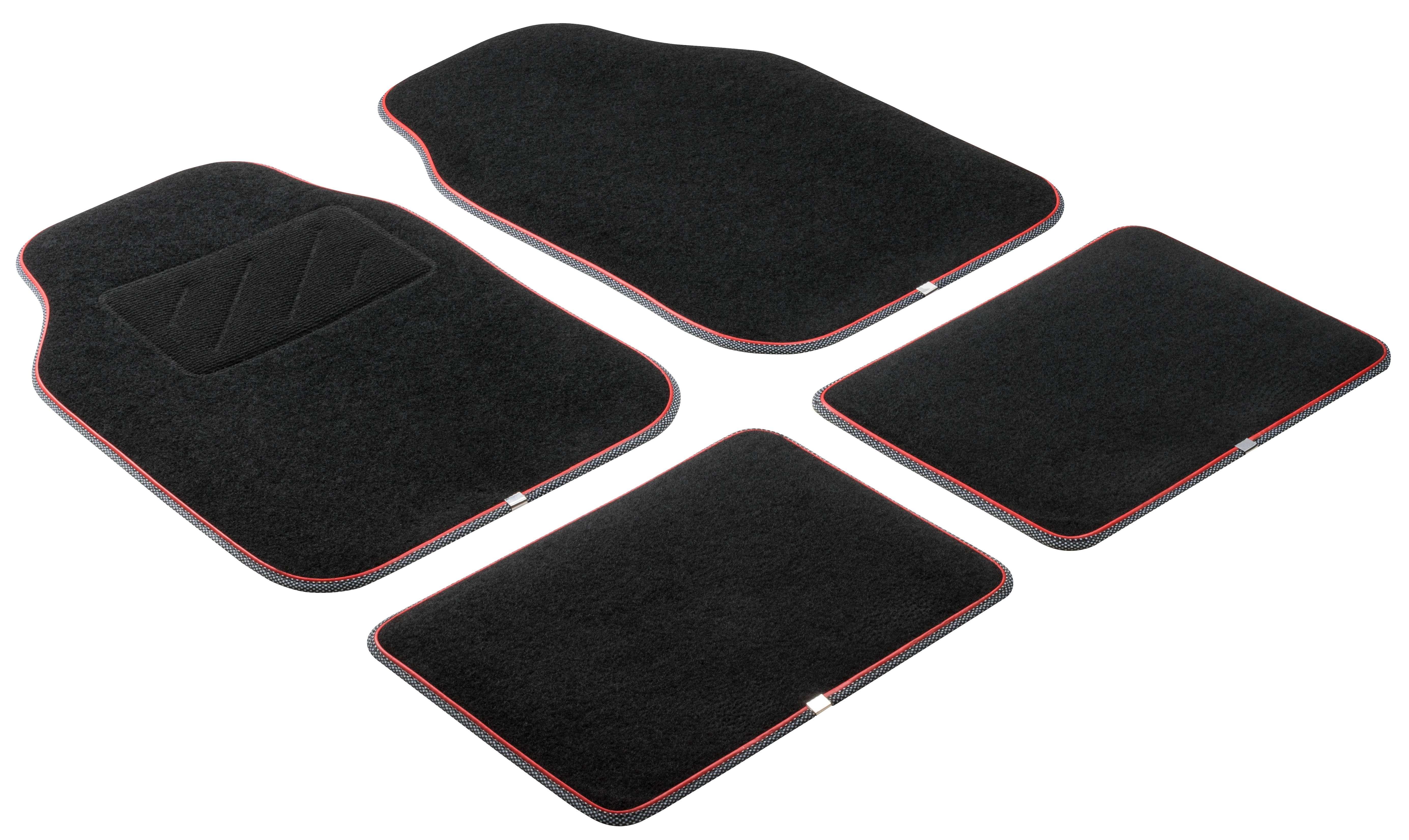 Autofußmatten 29007 WALSER 29007 in Original Qualität