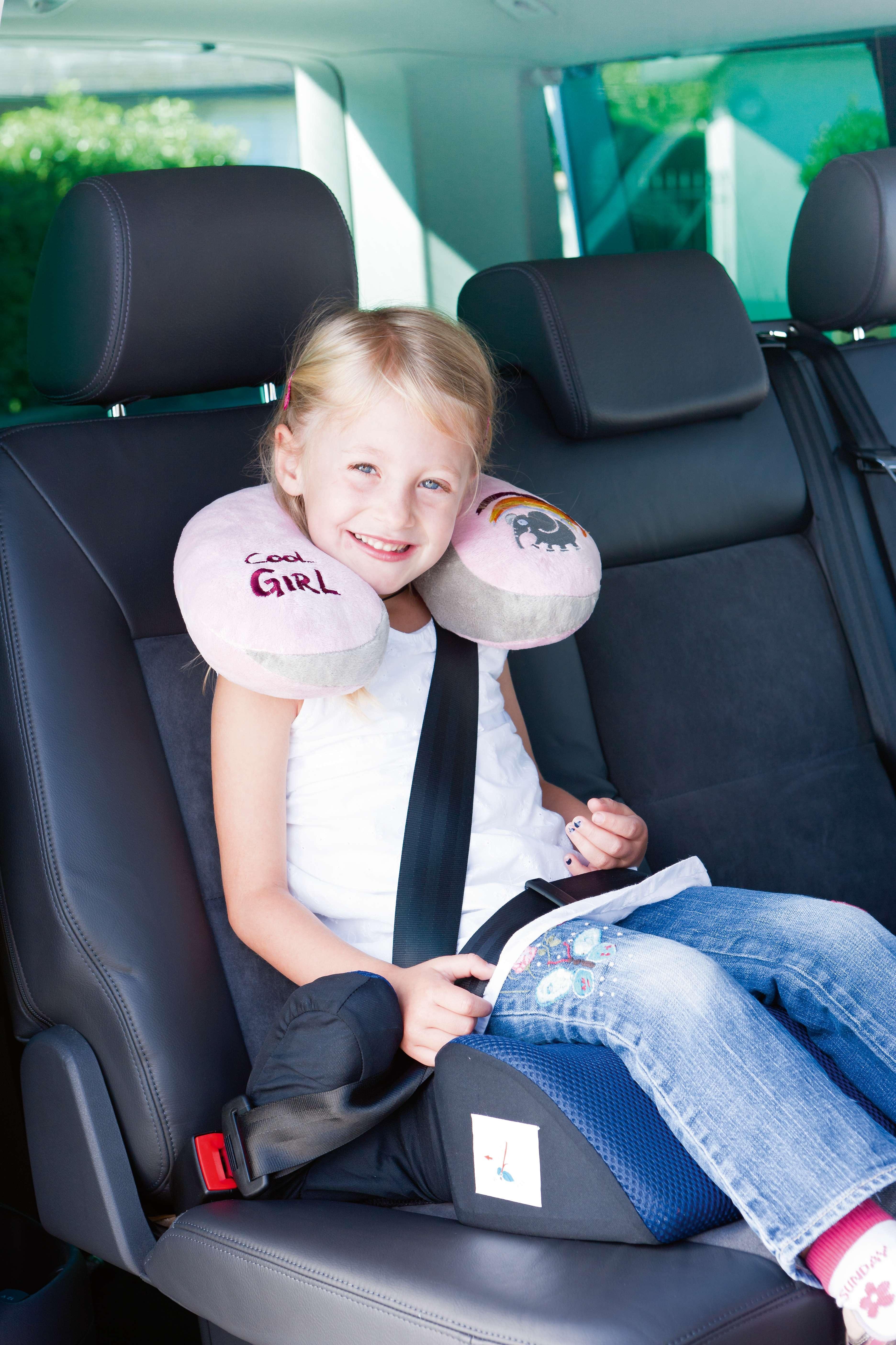 Облегалка за глава за столче за кола WALSER 30754 оценка