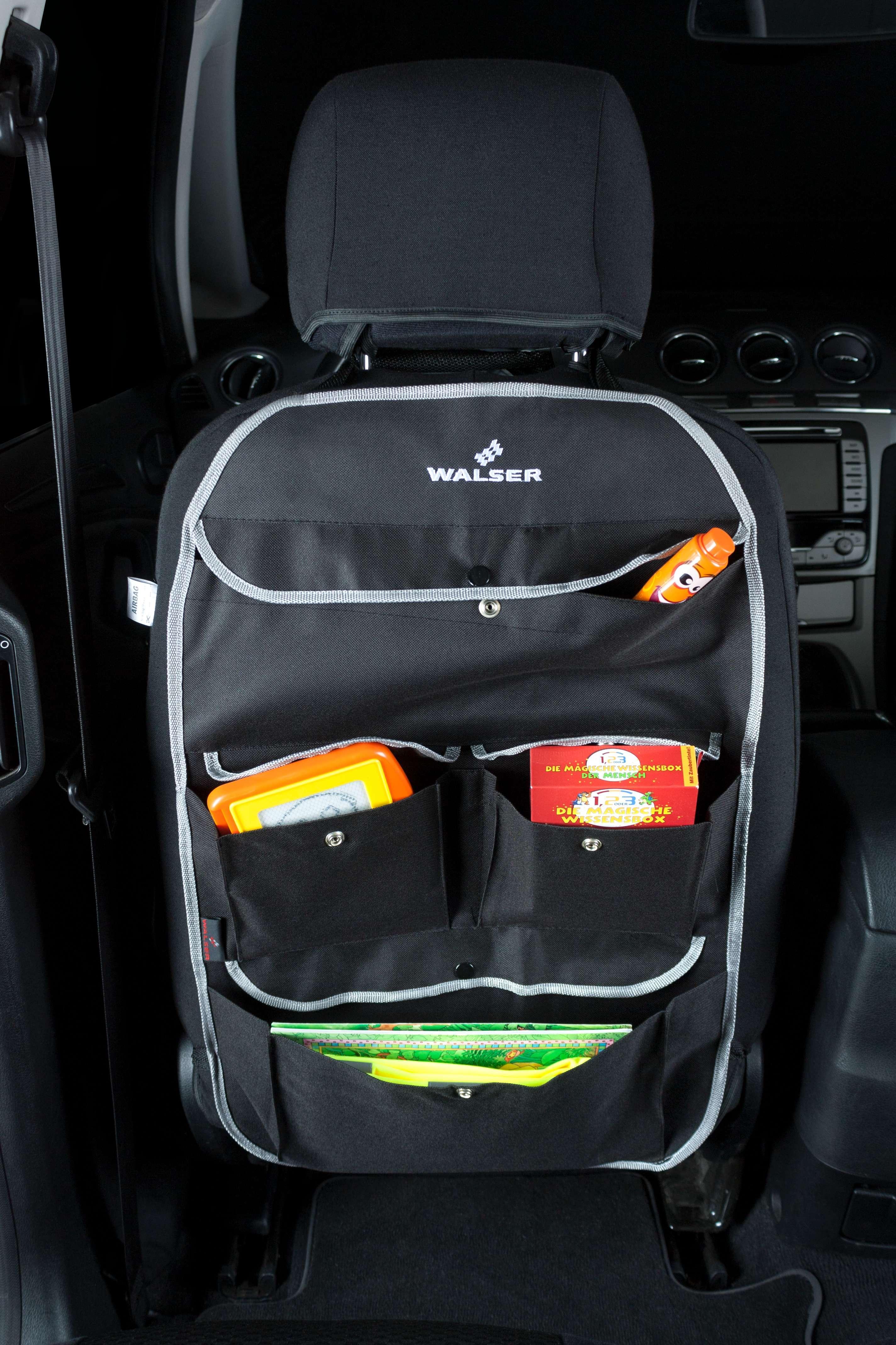 Rücksitz-Organizer WALSER 30032 Bewertung