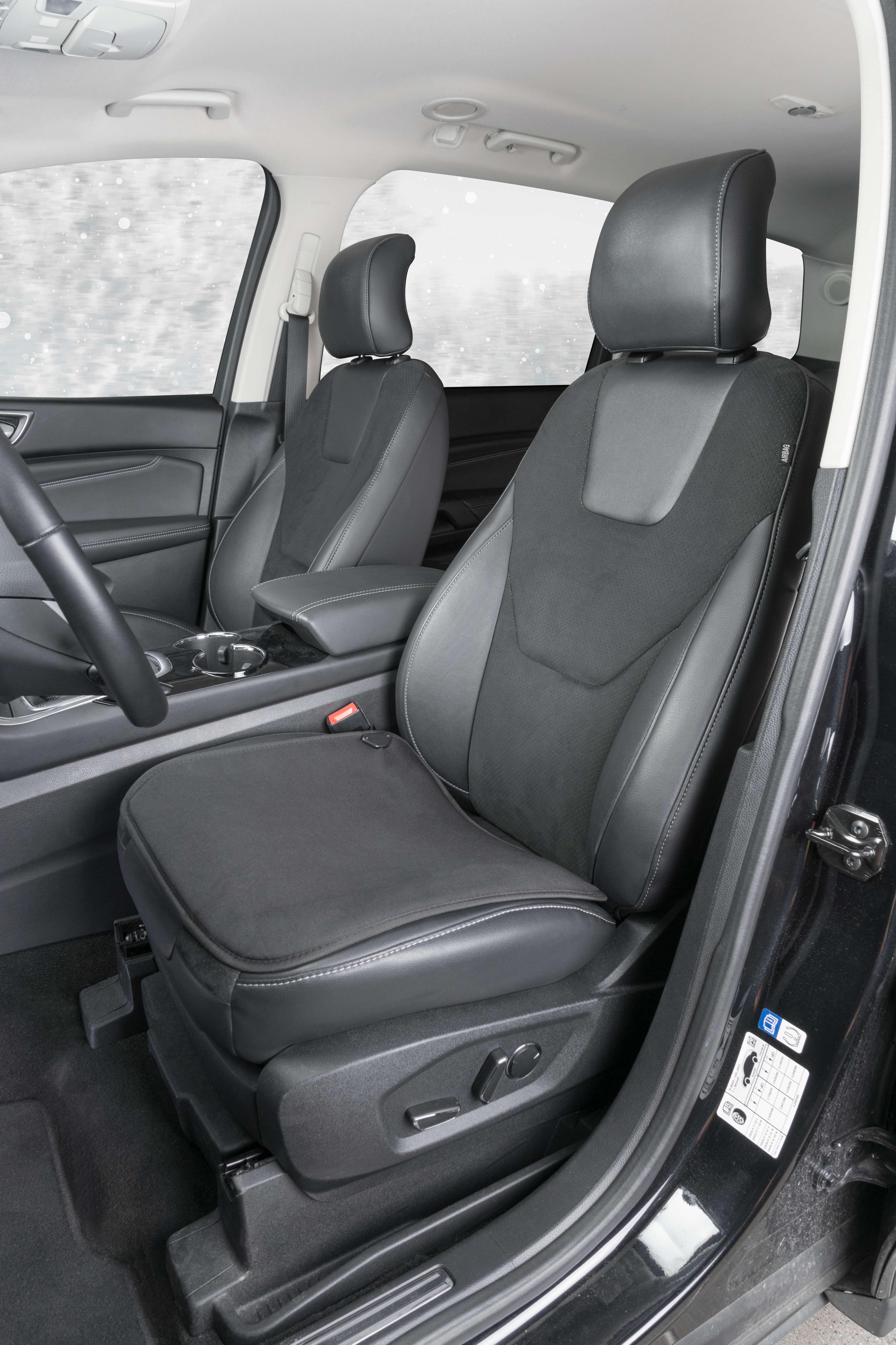 Heated Seat Cover WALSER 16649 rating
