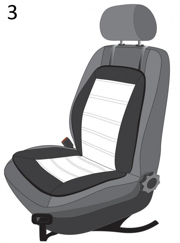Heated Seat Cover WALSER 16794 expert knowledge
