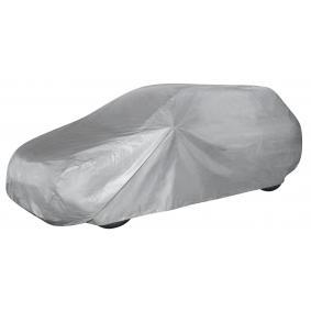 Capa de veículo Comprimento: 440cm, Largura: 185cm, Altura: 145cm 31013 RENAULT CLIO, TWINGO, ZOE