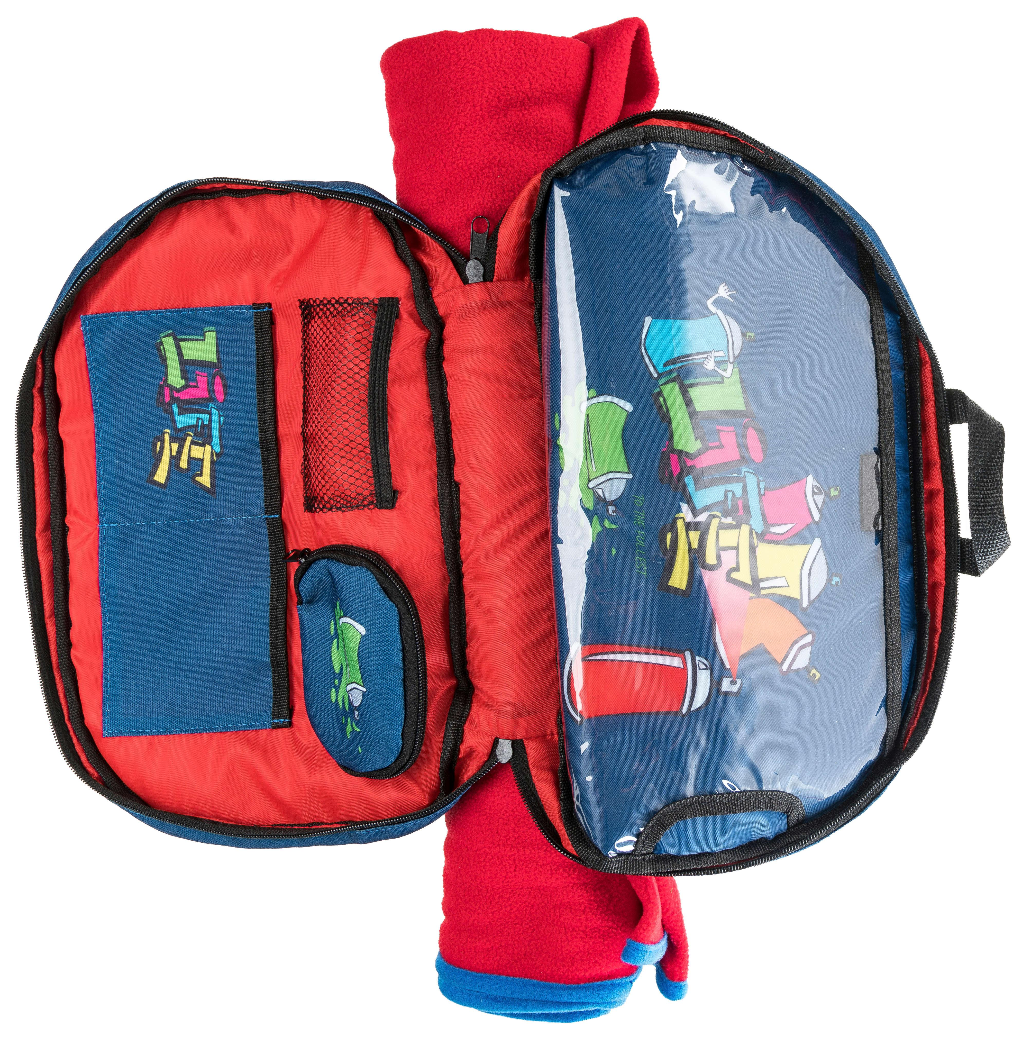 Luggage bag WALSER 26180 expert knowledge
