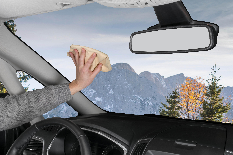 Utěrka na auto proti zamlžování WALSER 23129 9001778231291