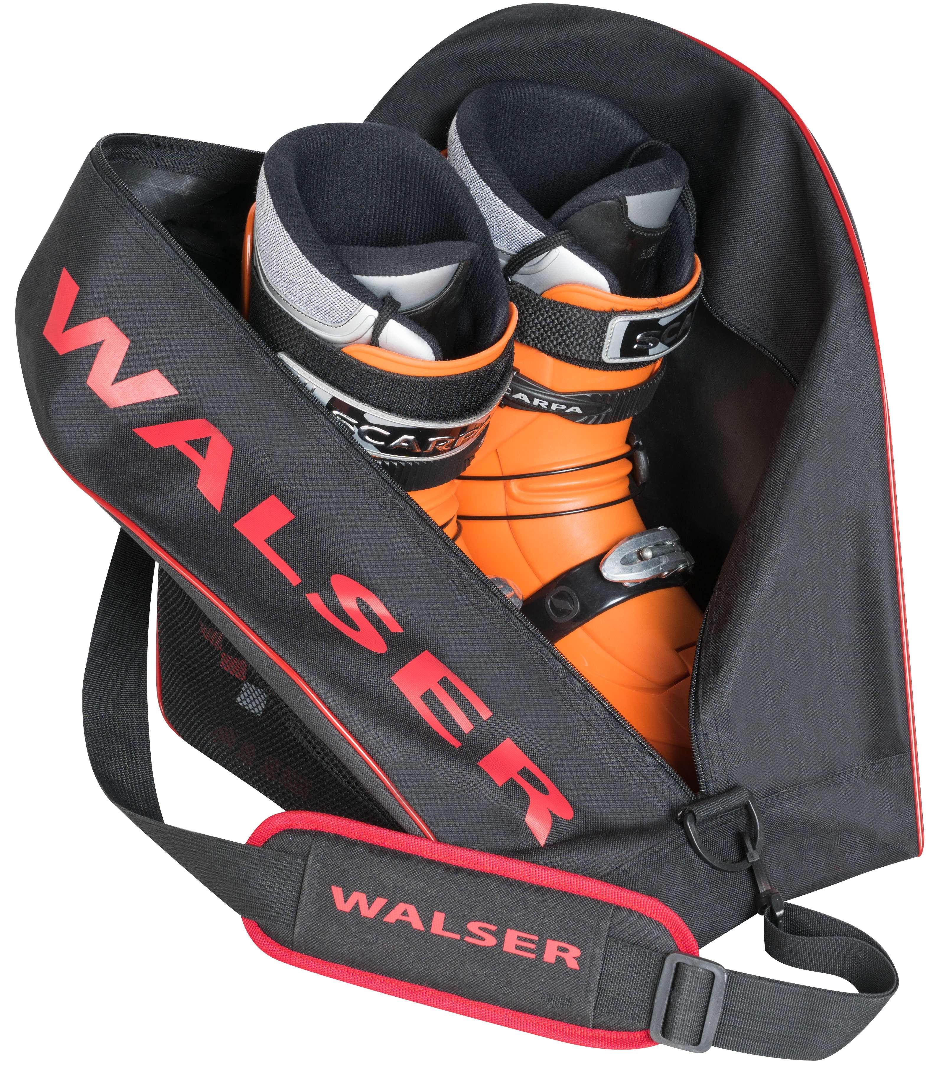 Funda portaesquís WALSER 30550 conocimiento experto
