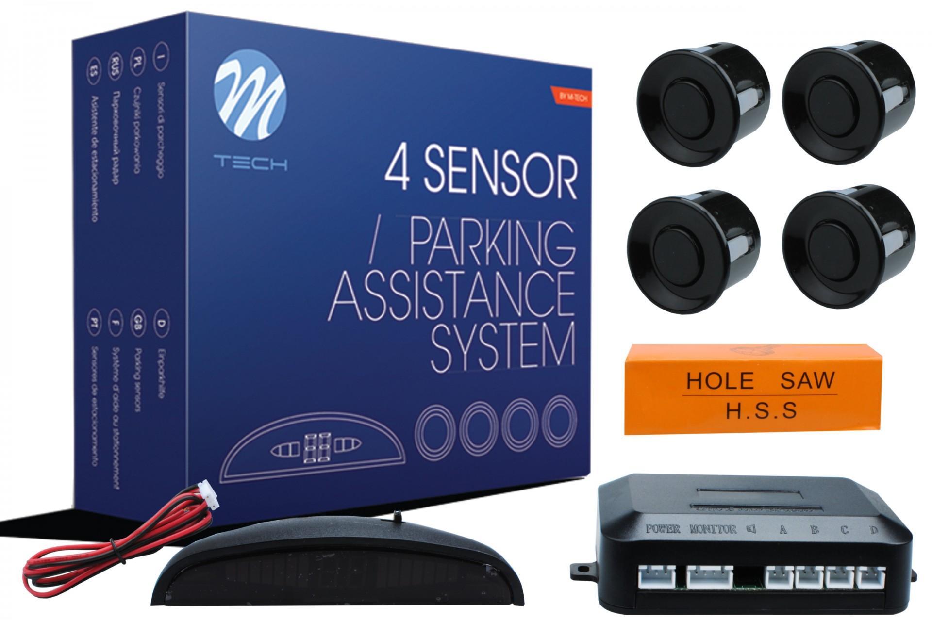 M-TECH  CP14B Parking sensors kit