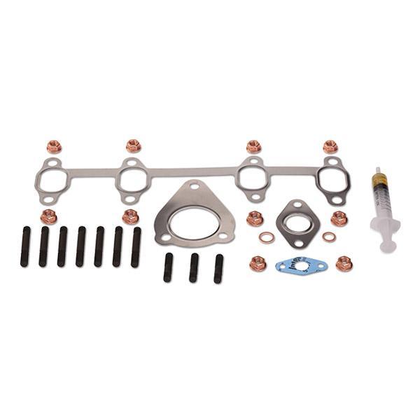 Juego de montaje, turbocompresor RIDEX 2420M0003 4059191859856