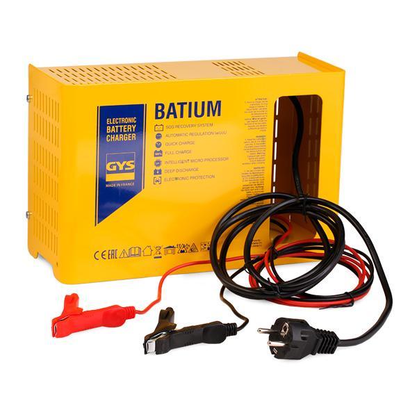 Chargeur de batterie GYS 024526 3154020024526