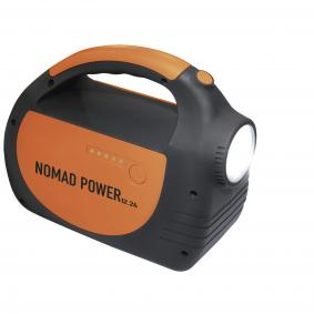 Batteri, starthjælp 026636