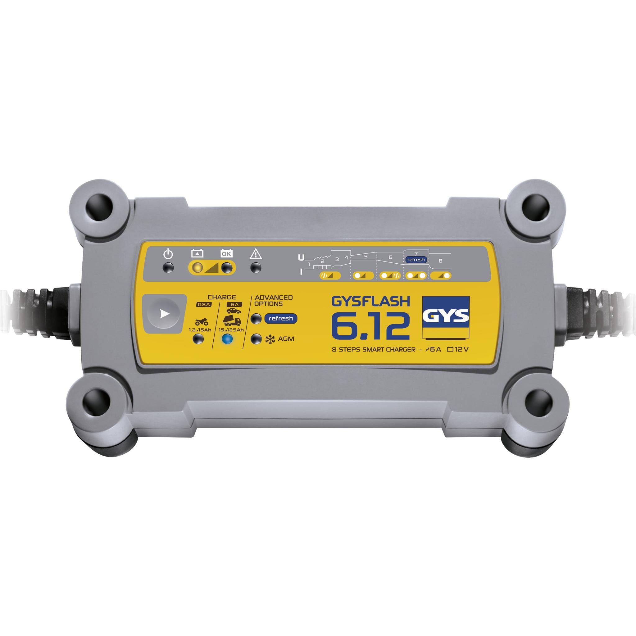 Chargeur de batterie 029378 GYS 029378 originales de qualité
