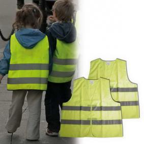 CARPOINT High-visibility vest 0114025
