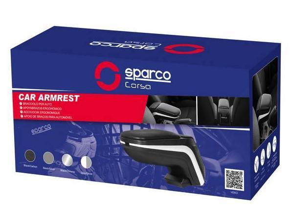 Armrest SPARCO SPC4100SV 6922516315420