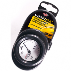 Compressed Air Tyre Gauge / -Filler 93010