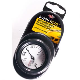 Compressed Air Tyre Gauge / -Filler 93010